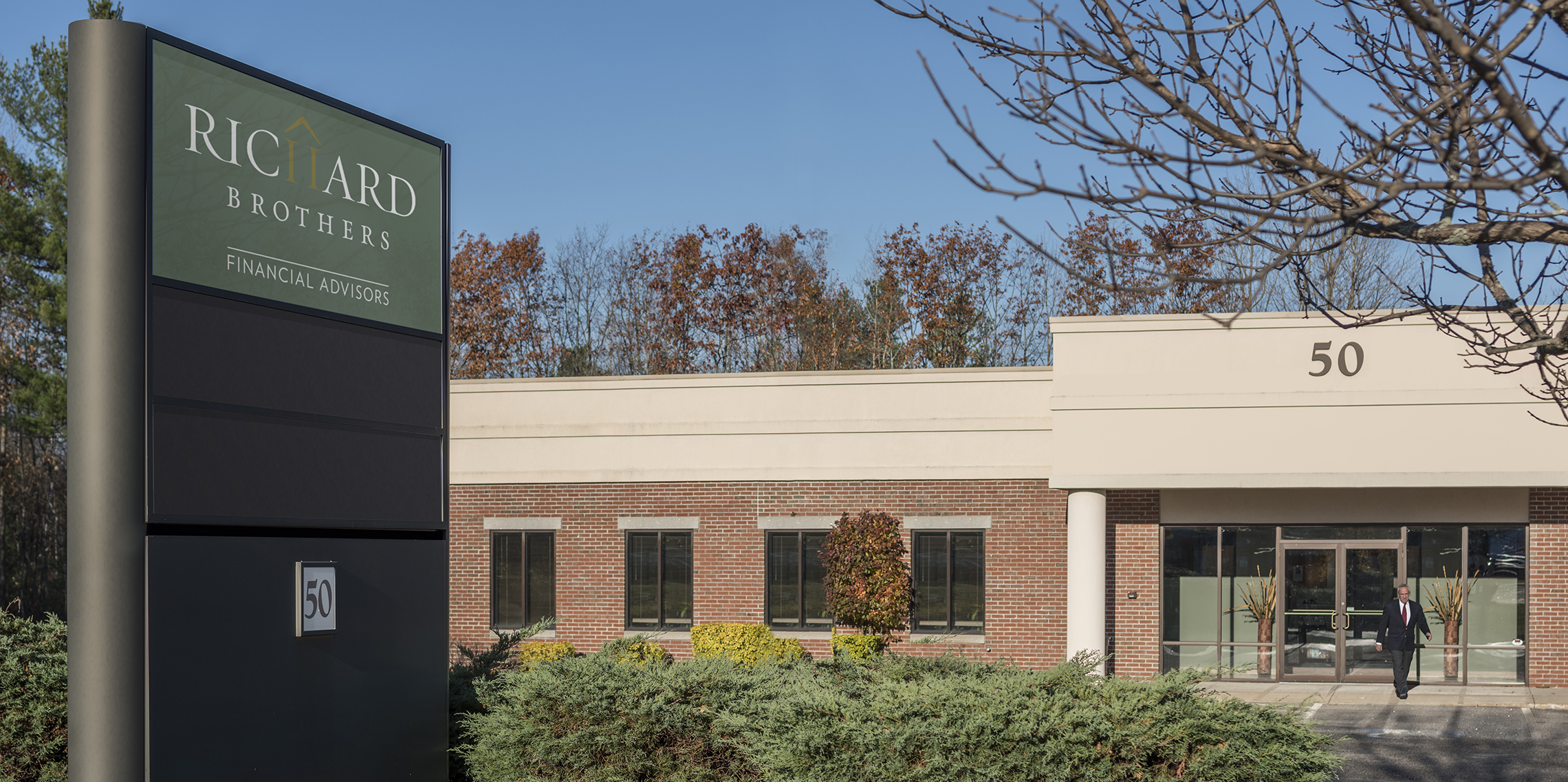 Richard Brothers Financial Advisors Office Location